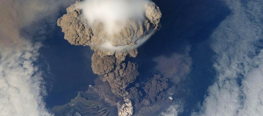Aljaska: Nova erupcija podvodnog vulkana