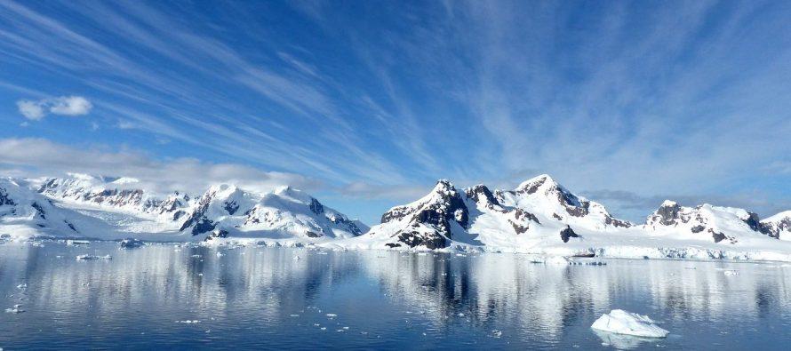 Sve brže pucanje leda na Antarktiku