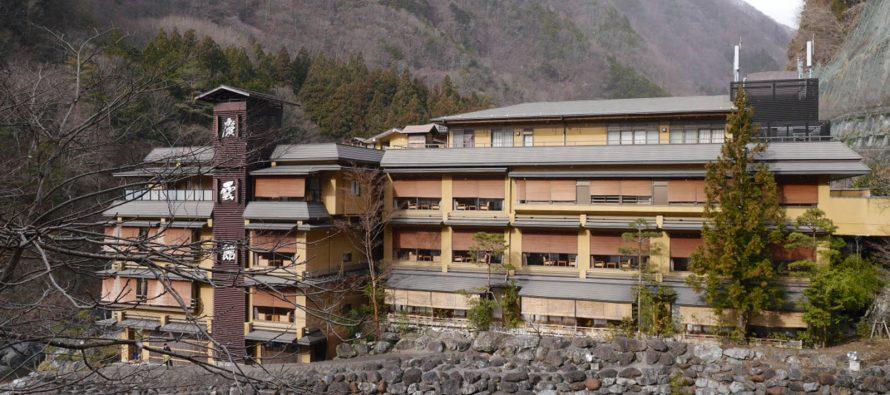 Hotel star 1.300 godina i dalje radi