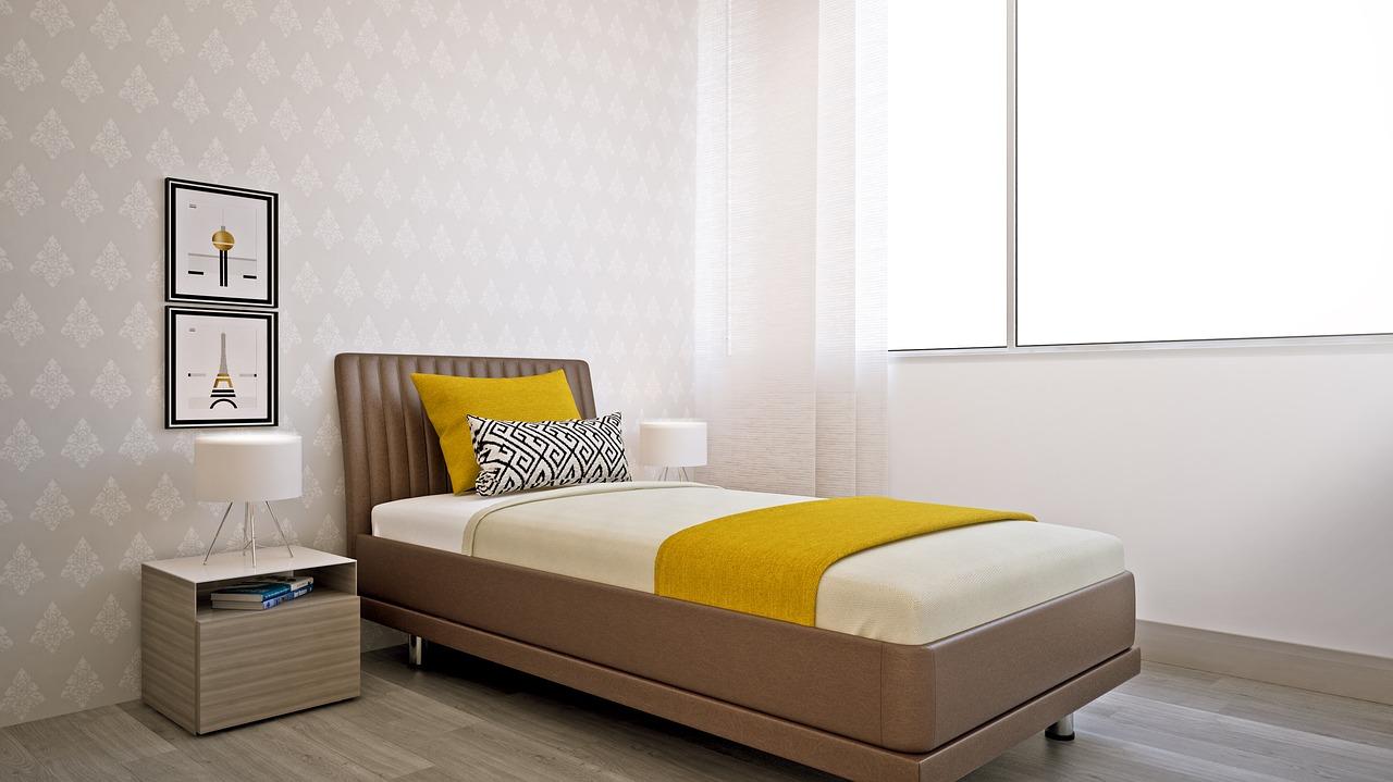 spavaca soba krevet