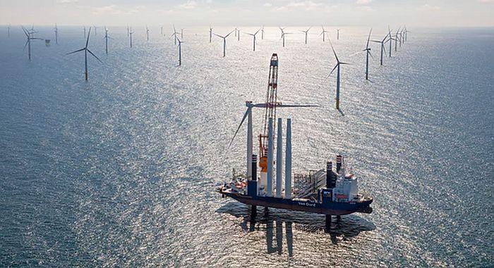 Jedan od najvećih vetroparkova u svetu