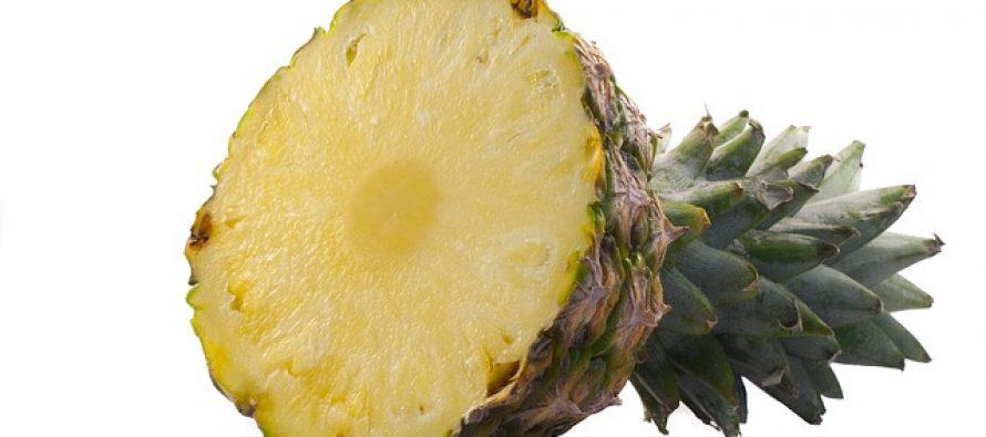 Ananas pomaže u mršavljenju!