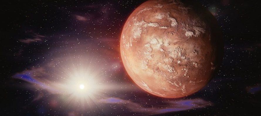 Kako izgleda zimska idila na Marsu?