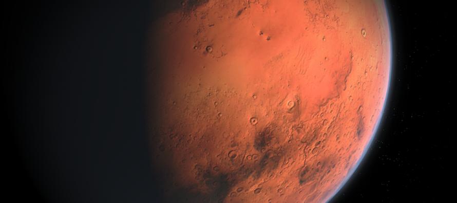 Otrkiveni drevni vodeni sistem na Marsu