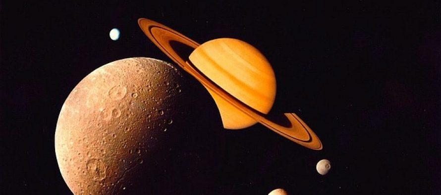 Saturn ostaje bez prstenova?