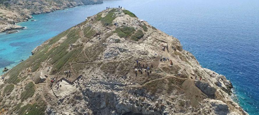 """Ispod drevne grčke """"piramide"""" pronađena sofisticirana arhitektura"""