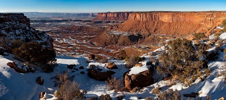 Iznenađujuća mesta na kojima je padao sneg