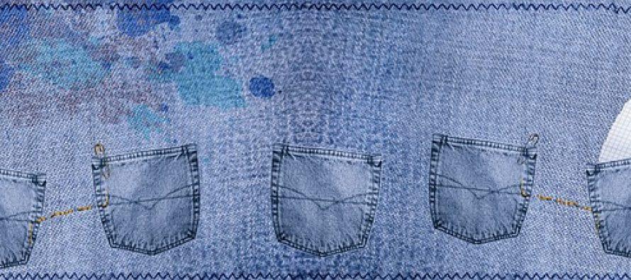 Zašto je teksas najčešće plave boje?