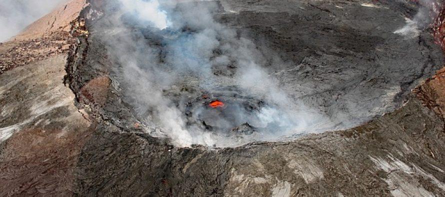 """Podvodni """"Mordor"""": Otkriven skriveni vulkanski predeo"""