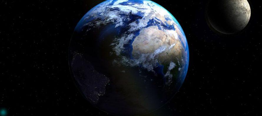 Planeta koja se ipak okreće – Zemlja