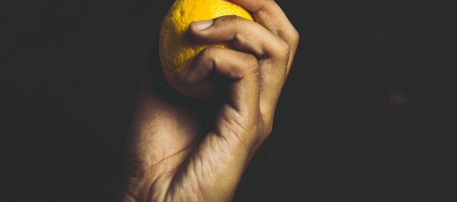 Izbelite veš uz pomoć limuna!