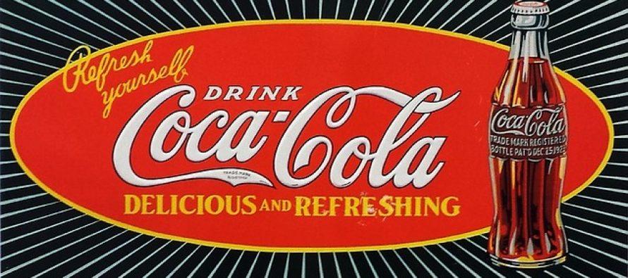 Pravi razlog zašto je logo Koka- kole crven