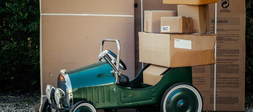 Neobičan prtljag i pošiljke
