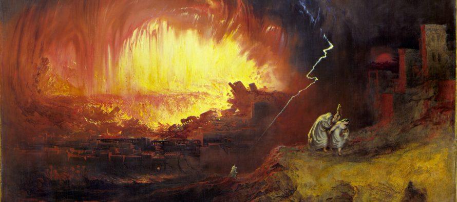 Fraza Sodoma i Gomora