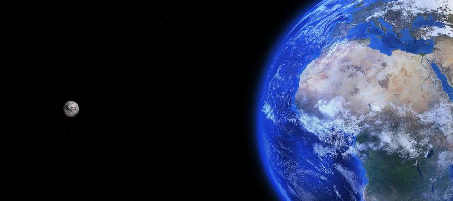 Zašto Zemlja svetli iz svemira