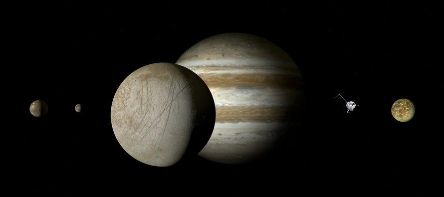 Da li na Jupiterovom mesecu postoji život?