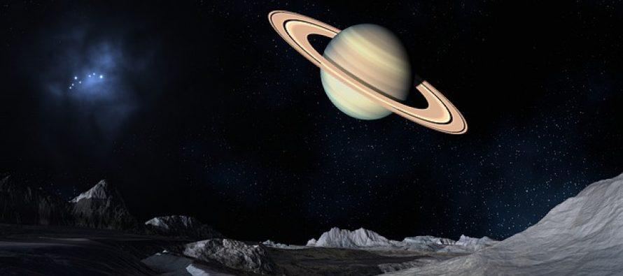 Da li su dinosaurusi stariji od Saturnovih prstenova?