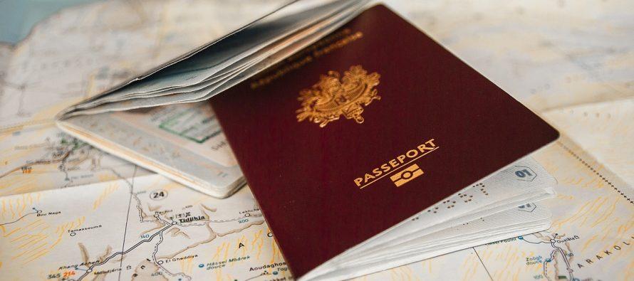 Da li ste znali da se pasoši prave u četiri boje?