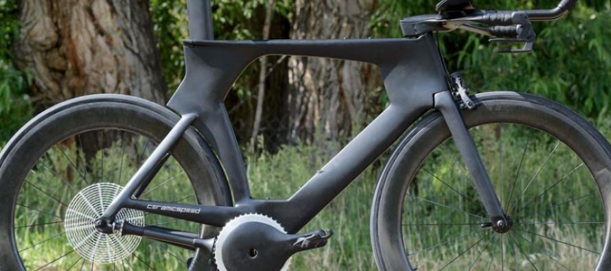 Predstavljen prototip bicikla bez lanca