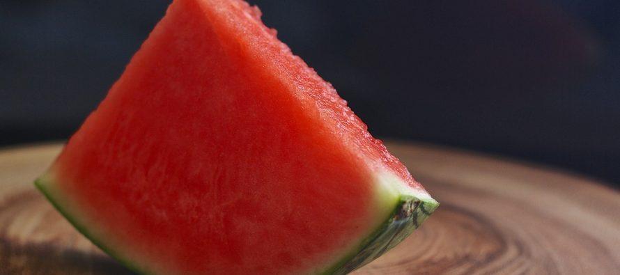 Zdravstveni benefiti lubenice