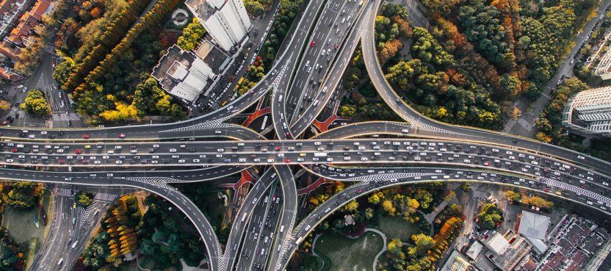 Gigantski čvor koji povezuje čak osam pravaca