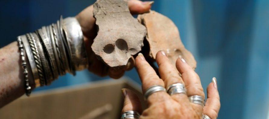 Otkrivena drevna fabrika grnčarije