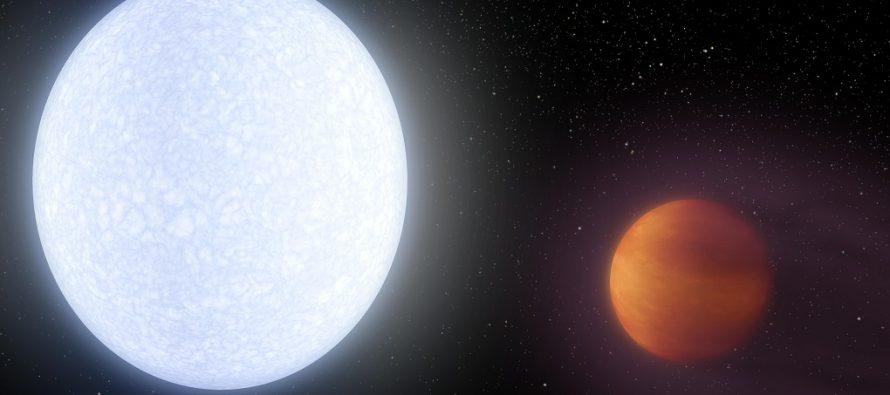 Ovo je najtoplija planeta u svemiru?