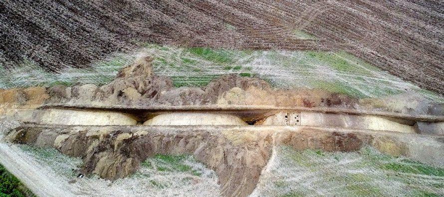 Otkrivena najveća praistorijska tvrđava u Evropi?