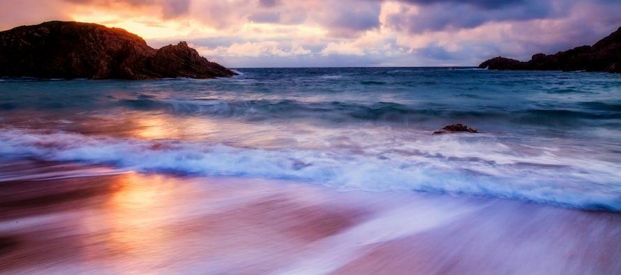 Plaža koja je nestala, pa se ponovo pojavila nalazi se u Irskoj?