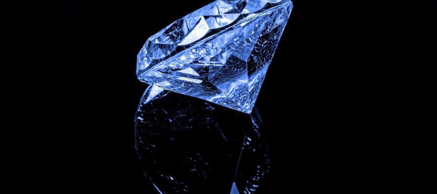 Kako je nastao plavi dijamant?