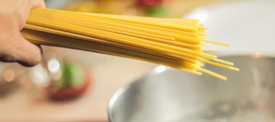 Da li je moguće špagete prepoloviti na dva dela?
