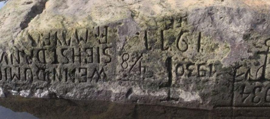 Stare stene u srednjoj Evropi šalju zlonamerne poruke?