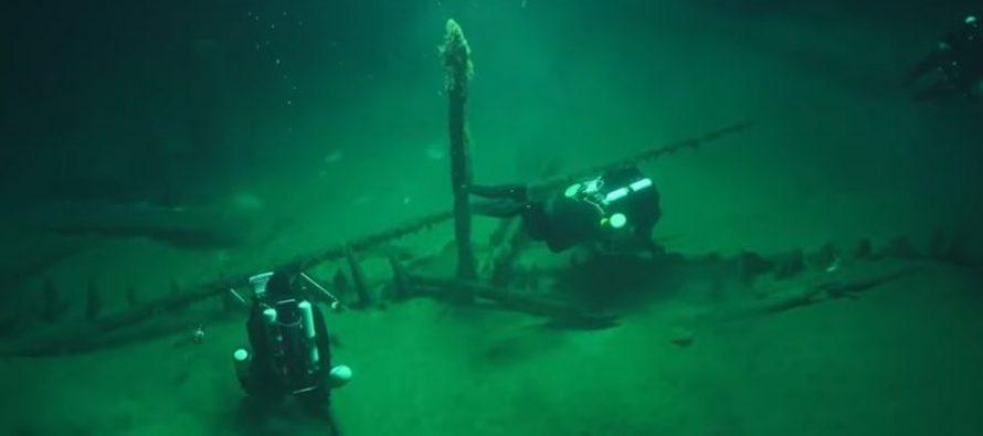 Otkriven najstariji potonuli brod!