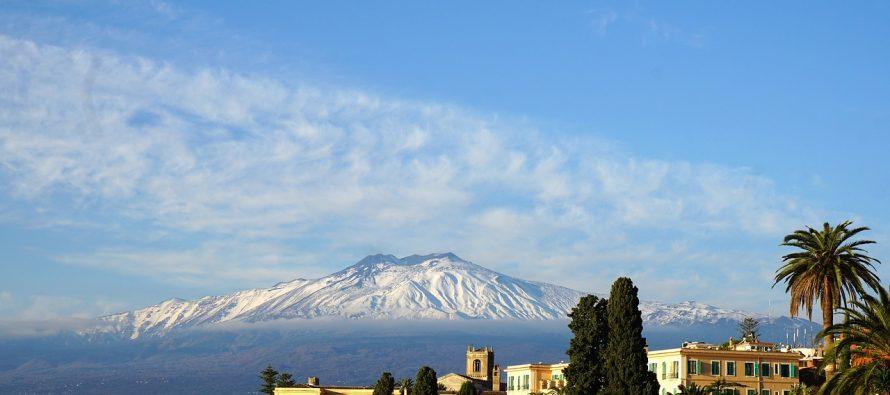 Može li vulkan Etna izazvati cunami u Evropi?