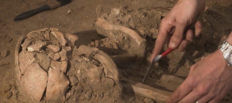 Izgled žene iz praistorije
