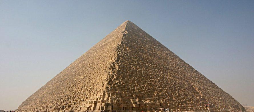 Otkriven novi trag koji ukazuje kako su piramide izgrađene?