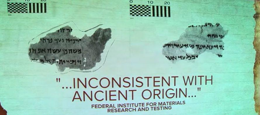 Pet najvrednijih artefakta Muzeja Biblije su lažni?