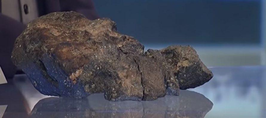 Meteorit prodat za 600.000 dolara?
