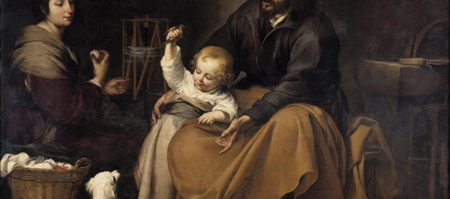 400 godina od rođenja slavnog španskog slikara Murilja!