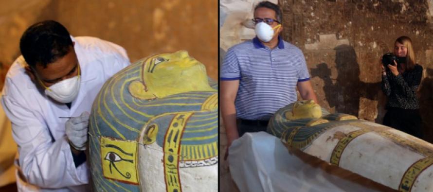 Otkrivene savršeno očuvane mumije?