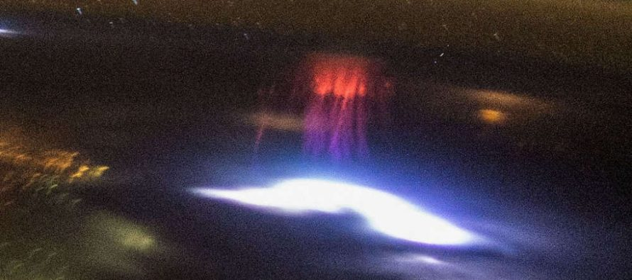 Naučnici registrovali eksploziju u Zemljinoj atmosferi?