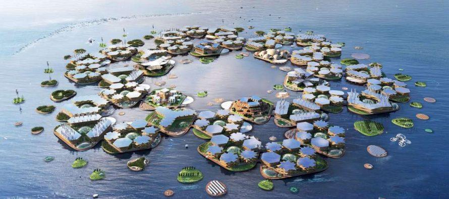 UN otkrile novi projekat plutajućih gradova: Spas posledica klimatskih promena?
