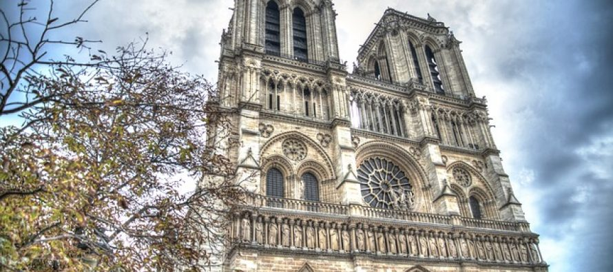 Katedrala Notr Dam: Remek- delo gotike