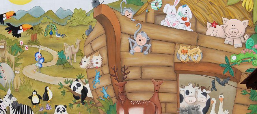 Ovako je izgledala Nojeva barka?