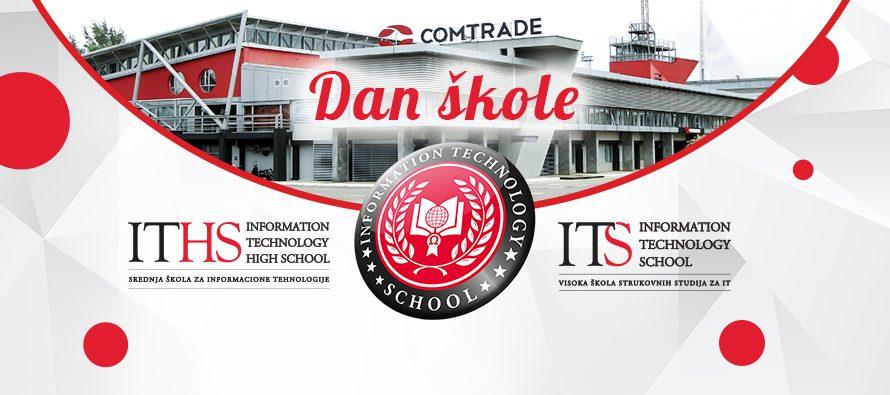 Srednja i visoka škola za IT slave Dan škole i poklanjaju velike popuste