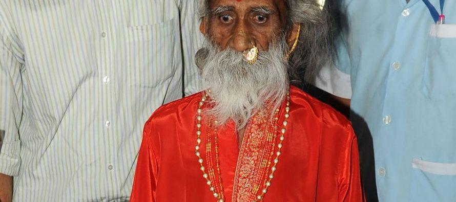 Indijski jogi koji je tvrdio da se nije hranio decenijama je preminuo