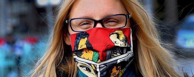 Holanđani ne nose maske!