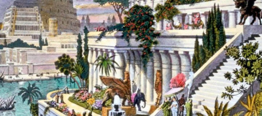 Semiramidini viseći vrtovi