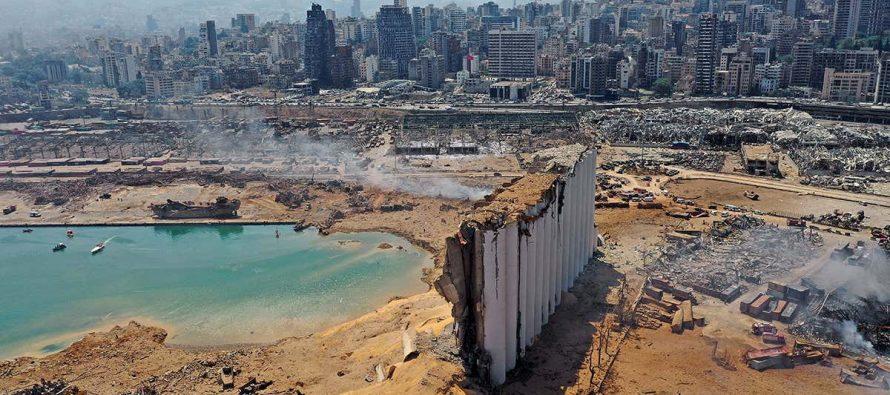 Bejrut više nikad neće biti isti!