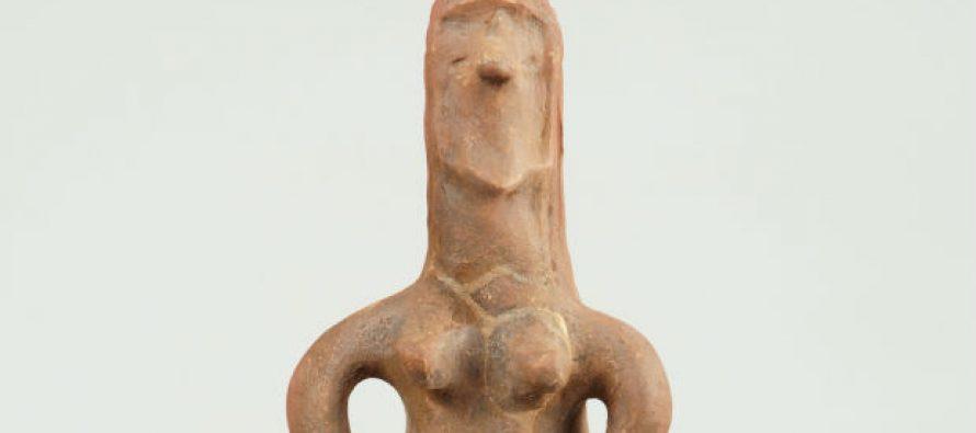 Ko je Crvenokosa boginja u Narodnom muzeju u Beogradu?